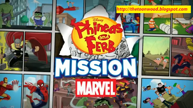 Phineas and Ferb Mission Marvel Full Episode In Hindi Download