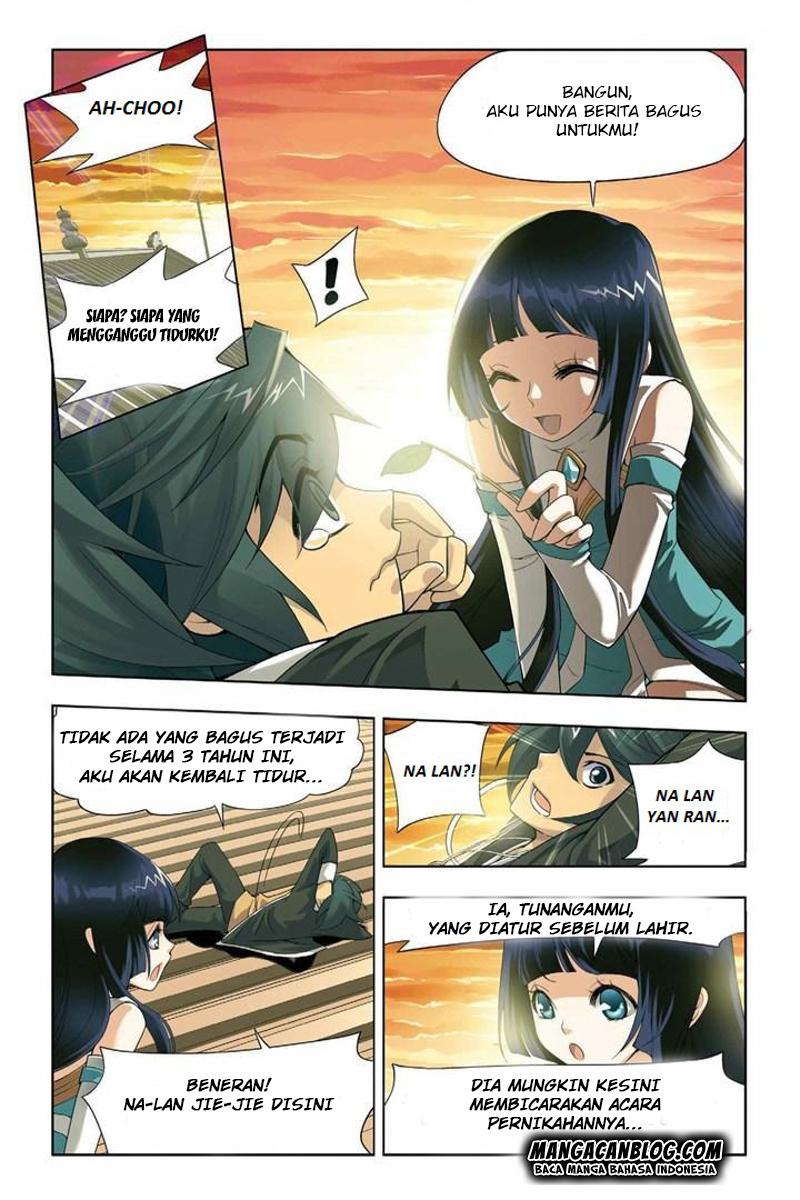 Battle Through Heaven Chapter 01-29