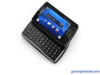 Cara Flash Sony Ericsson Xperia Mini Pro SK17i