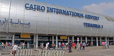 Bandara Internasional Kairo (2.550 ha)
