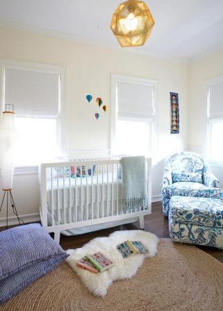 18 desain dekorasi kamar bayi yang indah kumpulan desain