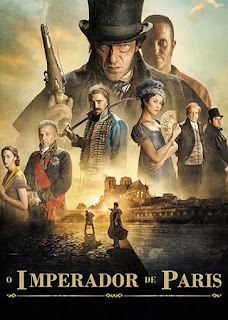 O Imperador de Paris - BDRip Dual Áudio
