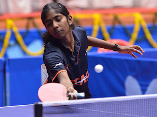 Spotlight : Indian paddler Selena Selvakumar wins gold in Egypt