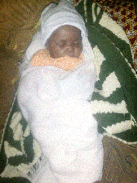 policewoman dismissed sell baby lagos