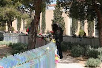 Cementerio de Torrero Homenaje