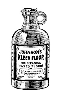 vintage product cleaning image download clip art