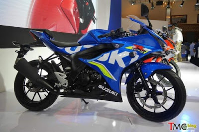 Upcoming Suzuki GSX-R150 HD Pictures Collection
