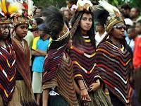 3 Baju Adat Papua dan Papua Barat