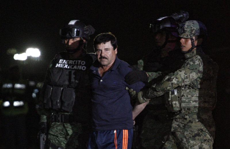 """Fiscalía de Nueva York vincula a """"El Chapo"""" con 20 asesinatos"""