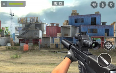 Free Download Sniper Arena: Killer Contract Apk v0.6.0 (Mod Money)