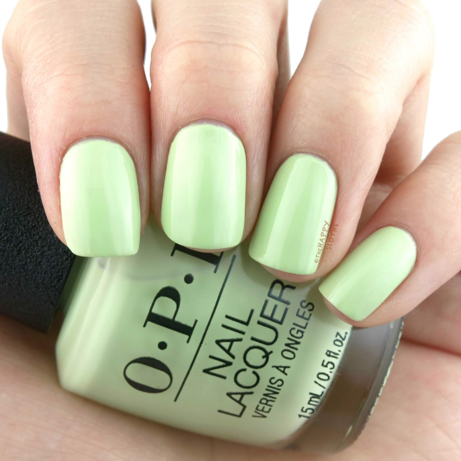 OPI Spring 2019 Tokyo Collection | How Does Your Zen Garden Grow?: Review and Swatches