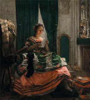August Borckmann (1827-1890) - Письмо