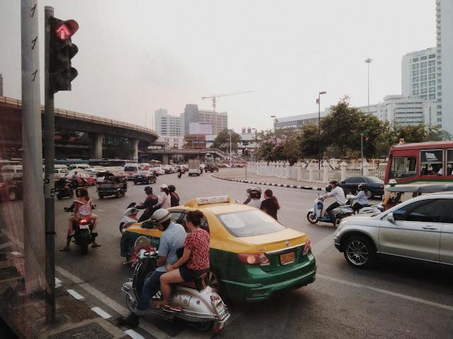 jalan-jalan di bangkok