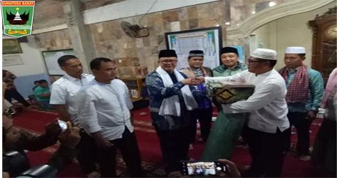 Wagub Sumbar :Turunnya Tim Safari Ramadhan Keliling Di 19 Kab/Ko Sumbar Bertujuan Untuk Silaturrahm