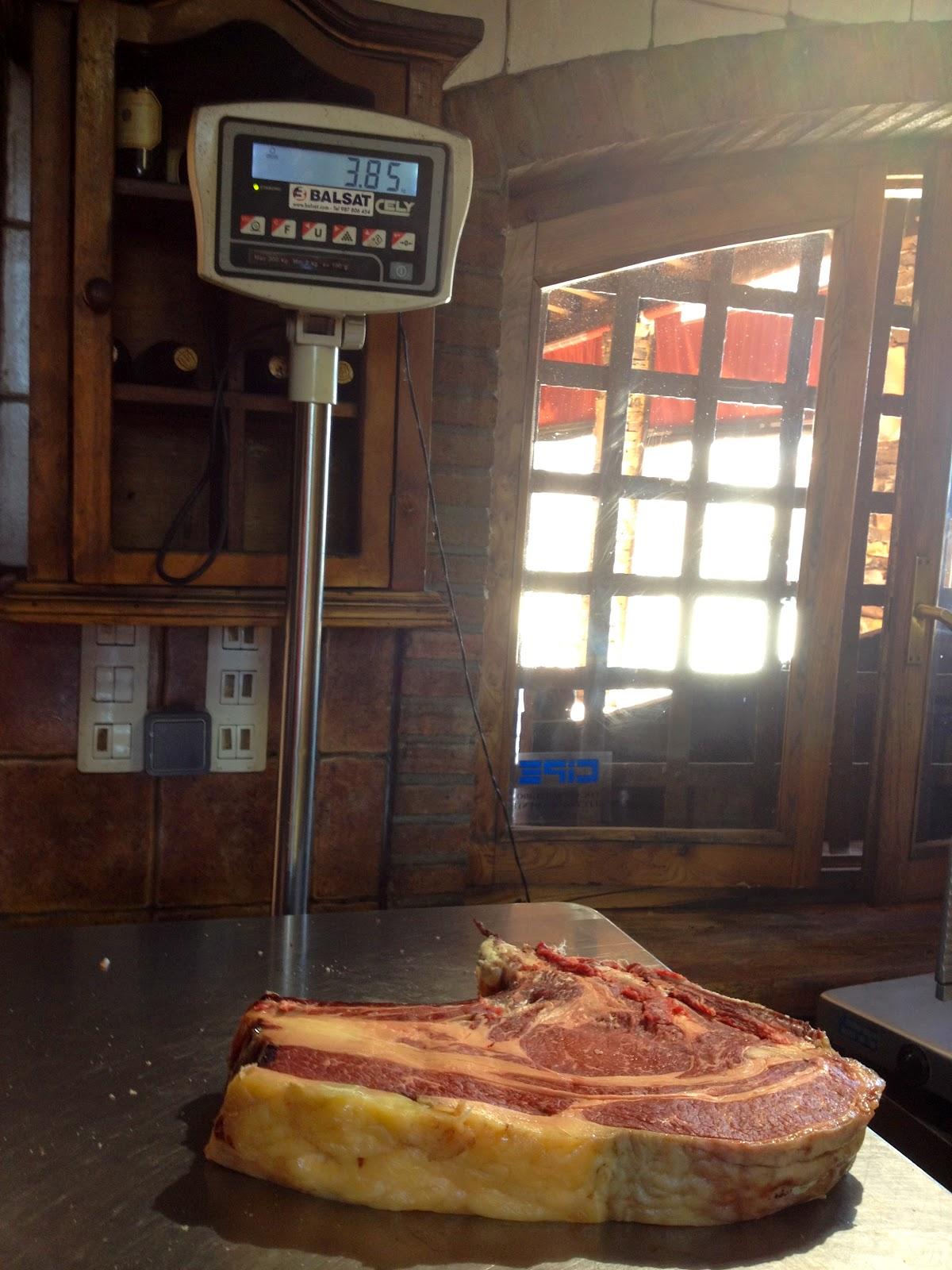 La Buena Pitanza El Capricho Las Carnes Rojas Y Jose Gordon