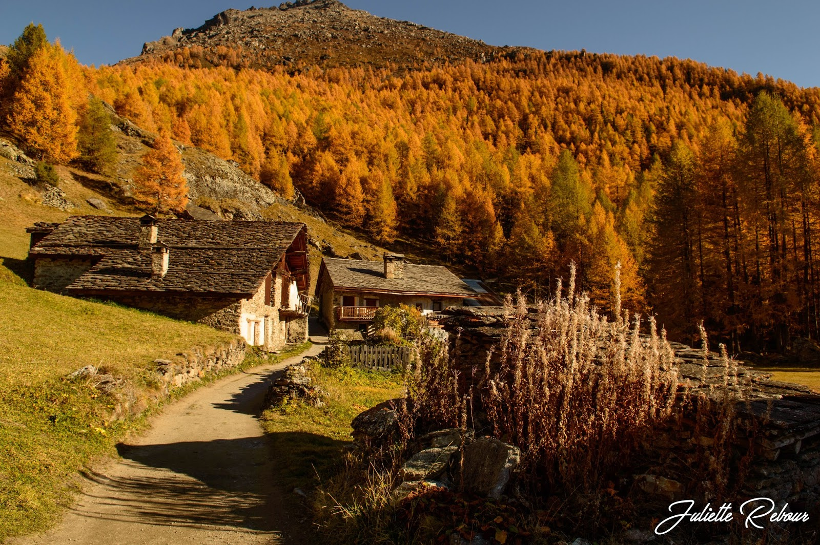 Le Monal, randonnée en Savoie