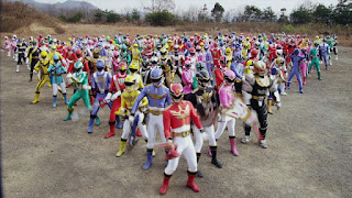 Super Sentai 199 Hero Great Battle - Gokai Gosei 199 Heroes Daikessen VietSub