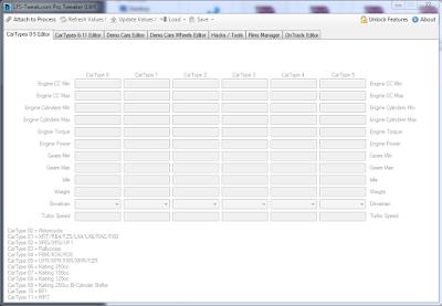 LFS 0.6H Pro Tweak İndir (En Güncel Versiyon)