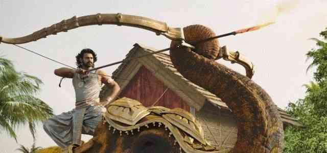 Tamilnadu Super Starer Film, Baahubali,Hindi Cinema