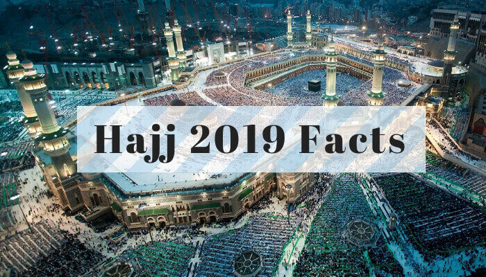 Umrah Packages: Hajj 2019 Facts