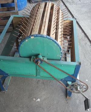 Jenis-jenis alat perontok padi