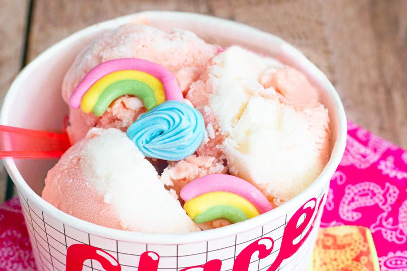 recette glace fraise tagada
