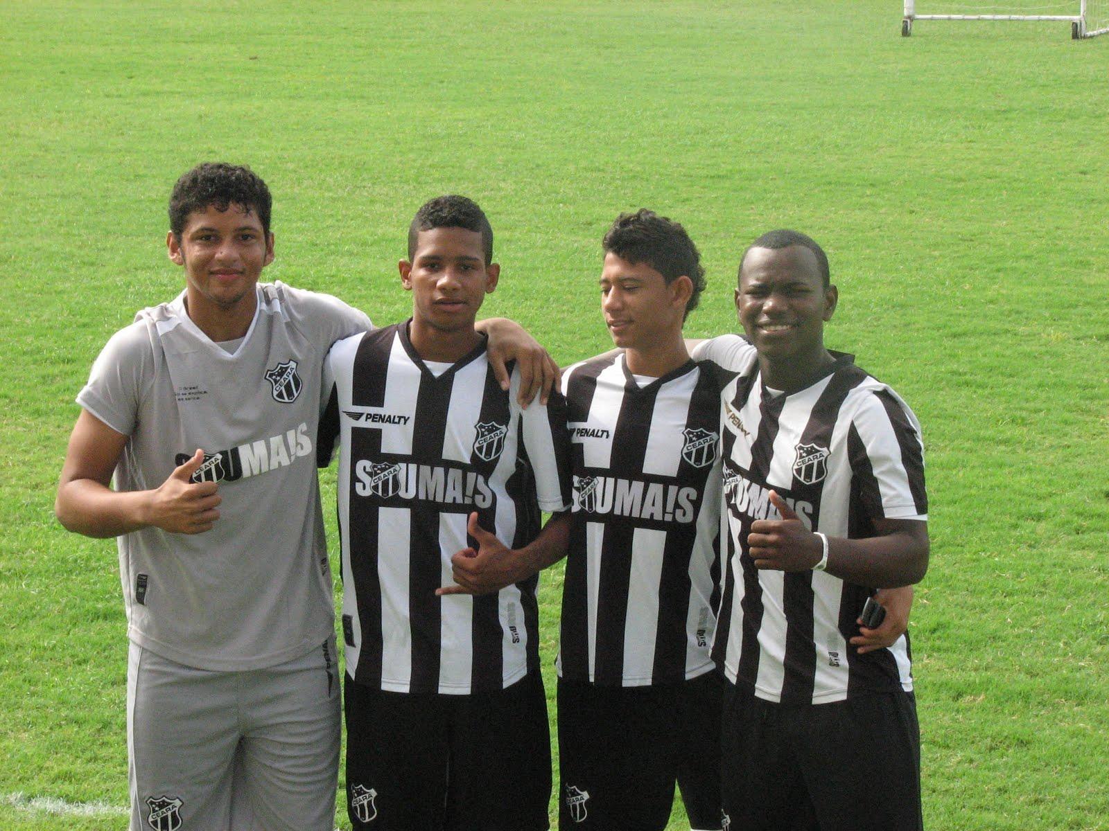 Categoria de Base Cearense: Junho 2011