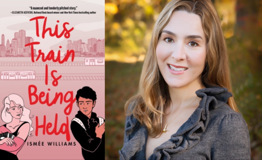 This Train Is Being Held by Ismée Williams | Superior Young Adult Fiction | Book Review