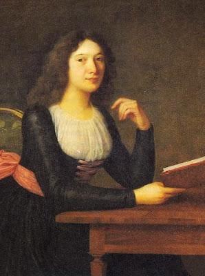 Charlotte von Lengefeld by Ludovike Simanowiz