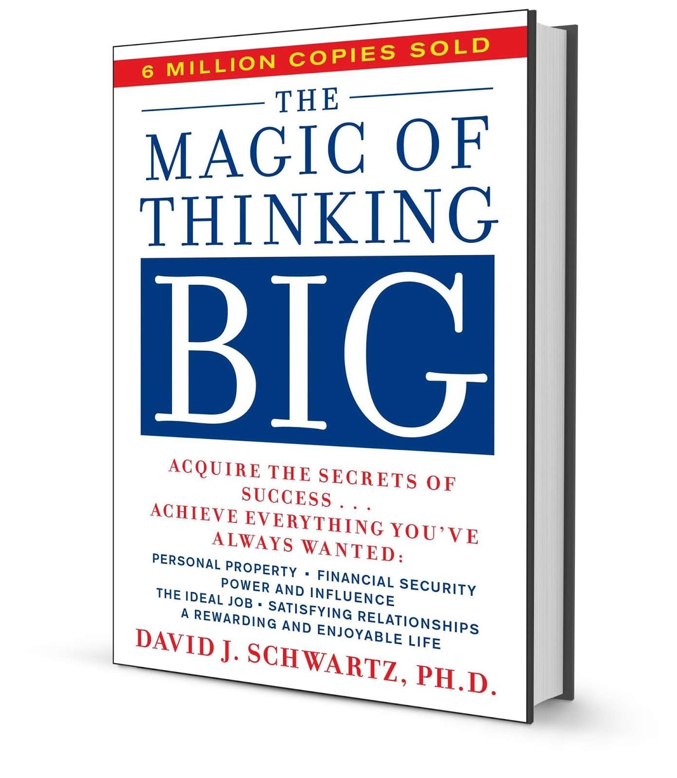 14 Magical Moments From Quot The Magic Of Thinking Big Quot By border=