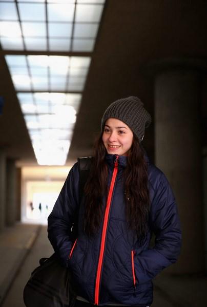 Yusra Mardini atlet binaraga cantik atlet cantik china atlet china cantik