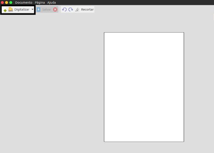 aplicativos para digitalizar documentos no linux ubuntu