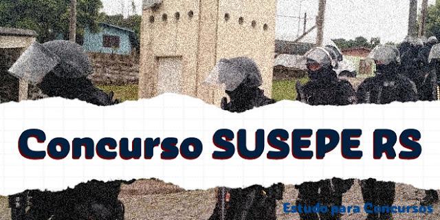 apostila concurso susepe rs agente penitenciario administrativo