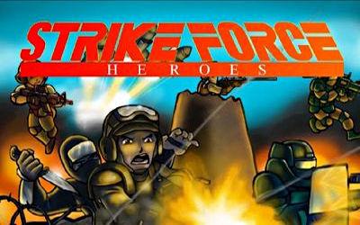 Strike Force Heroes - Jeu de Plateforme / Tir sur PC