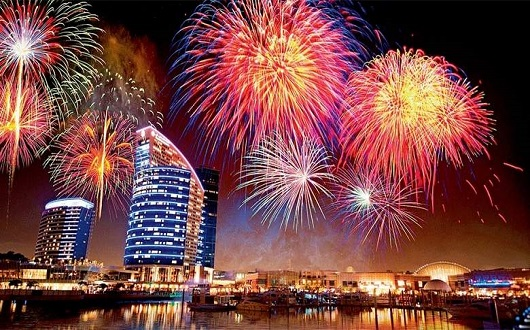 New Years Eve Dubai 2020 Events Parties Hotel Packages