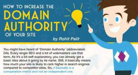 How To Increase The Domain Authority of Your Site : eAskme