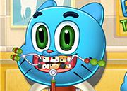 Gumball en el Dentista