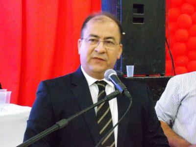prefeito de bernardino batista gervasio - Prefeito de Bernardino Batista dá a maior votação proporcional do estado ao seu candidato ao governo