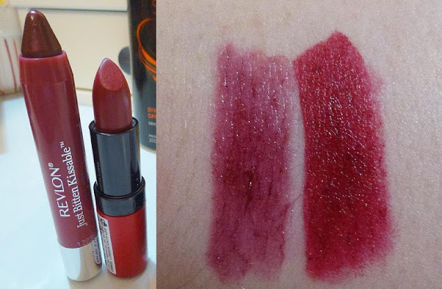 Rimmel Kate Lipstick in 107 Swatched
