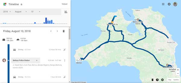 google terus melacak lokasi pengguna