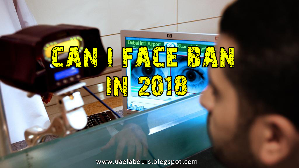 UAE Ban 2018