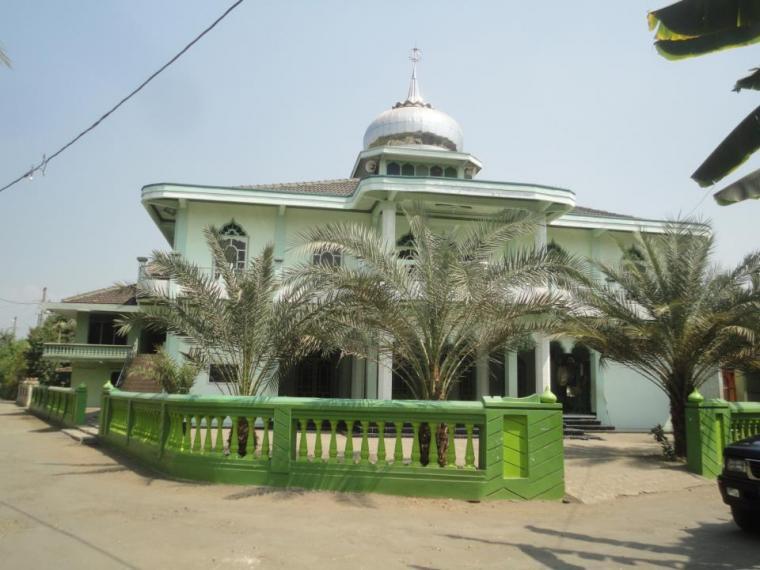 Masjid Jami Kadilangu Pati Masjid Peninggalan Sunan Kalijaga