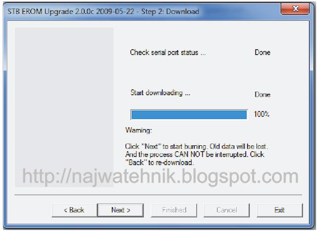 Upgrade Matrix Prolink HD Ethernet New