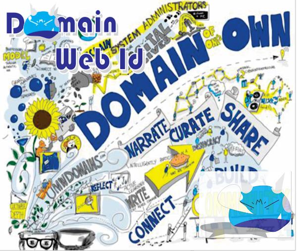 Memburu Domain Baru Pengganti Blogspot dengan Web Id