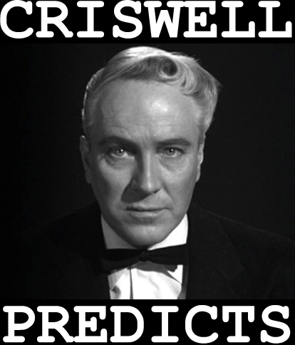 Criswell Predicts