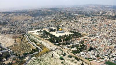 Este sitio impresionante es la Jerusalén de los tiempos antiguos, y está situado a las afueras de la actual Ciudad Vieja.