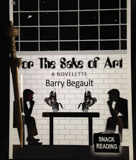 Portada del libro For the Sake of Art, de Barry Begault