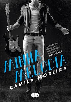 MINHA MELODIA (Camila Moreira)