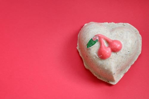 LUSH Valentine's Day Limited Edition Body Scrub