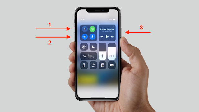 Force Restarting iPhone X Tips